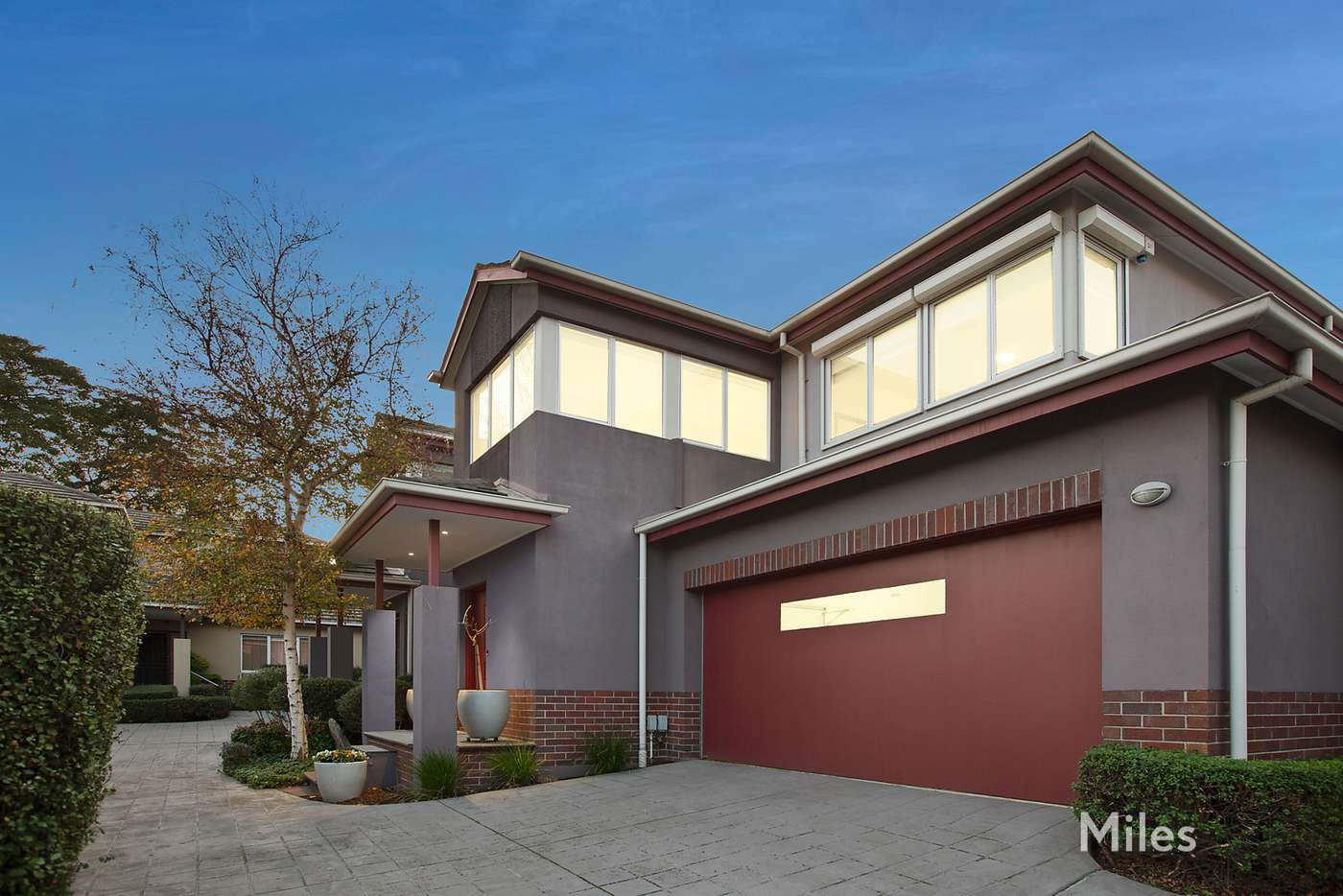Main view of Homely townhouse listing, 2/2 Noel Street, Ivanhoe VIC 3079