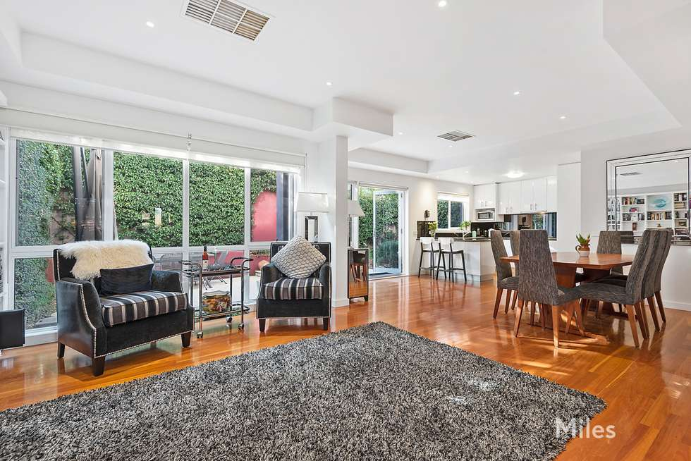 Second view of Homely townhouse listing, 2/2 Noel Street, Ivanhoe VIC 3079