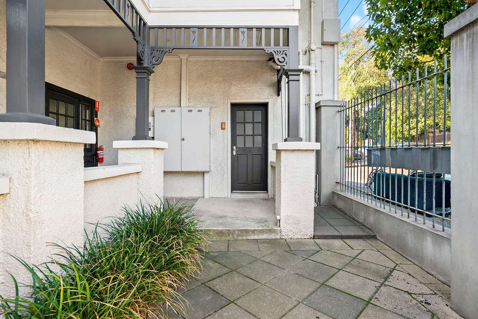 Second view of Homely studio listing, 4/2A Dalgety  Street, St Kilda VIC 3182