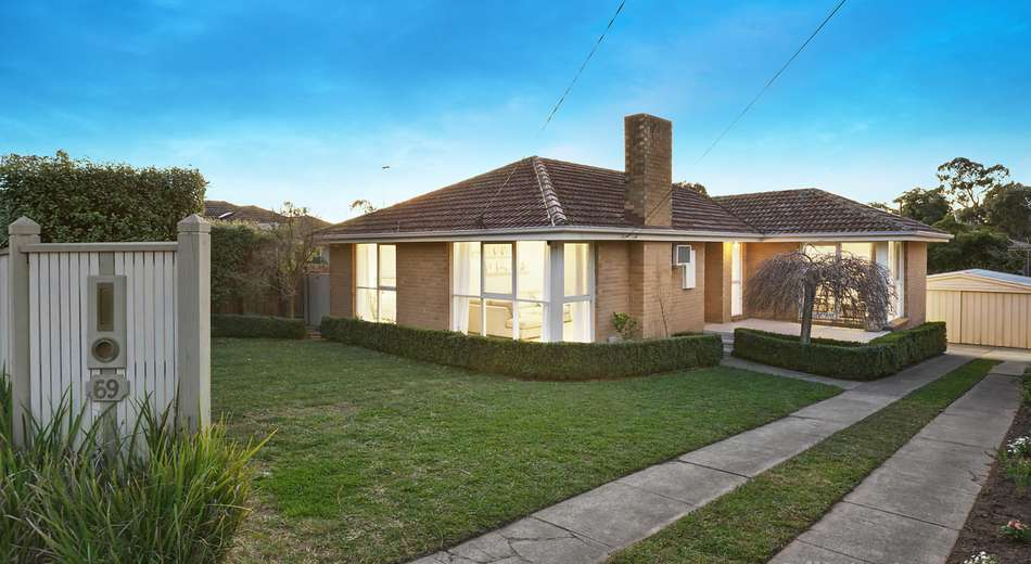 69 Ormond Avenue, Mitcham VIC 3132