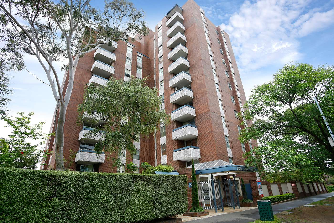 Main view of Homely apartment listing, 46/171 Flemington Road, North Melbourne VIC 3051