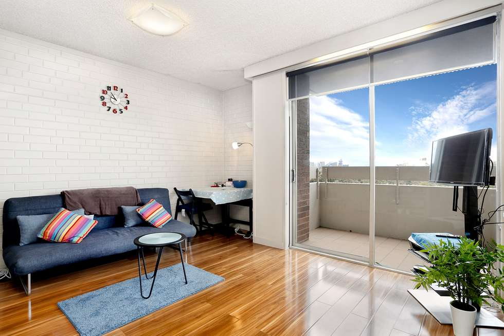 Third view of Homely apartment listing, 46/171 Flemington Road, North Melbourne VIC 3051