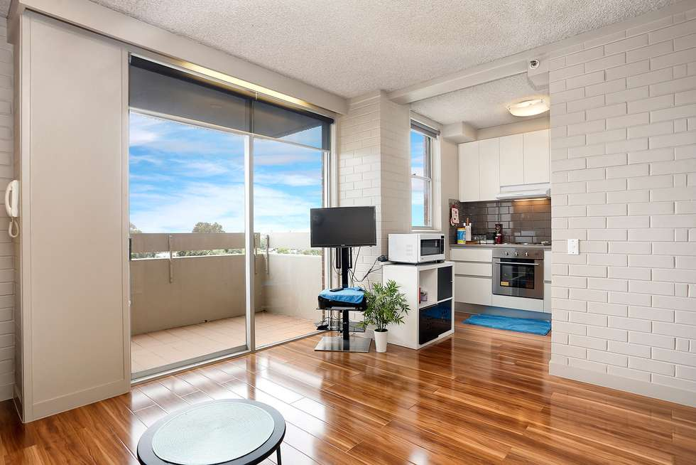 Fourth view of Homely apartment listing, 46/171 Flemington Road, North Melbourne VIC 3051