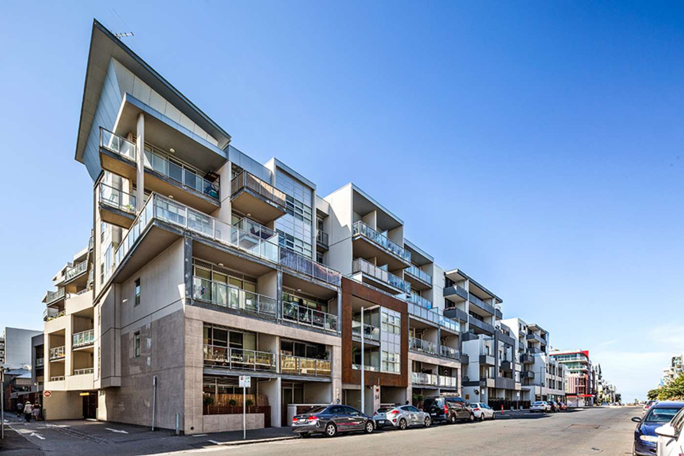 Main view of Homely apartment listing, 209/54 Nott Street, Port Melbourne VIC 3207