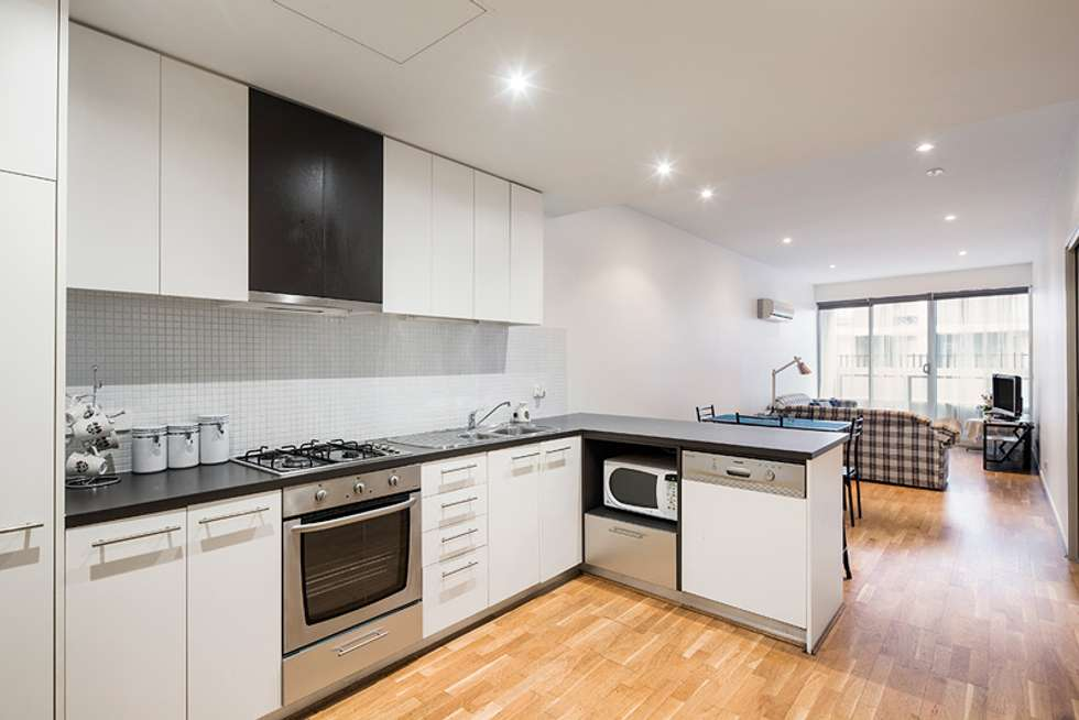 Second view of Homely apartment listing, 209/54 Nott Street, Port Melbourne VIC 3207