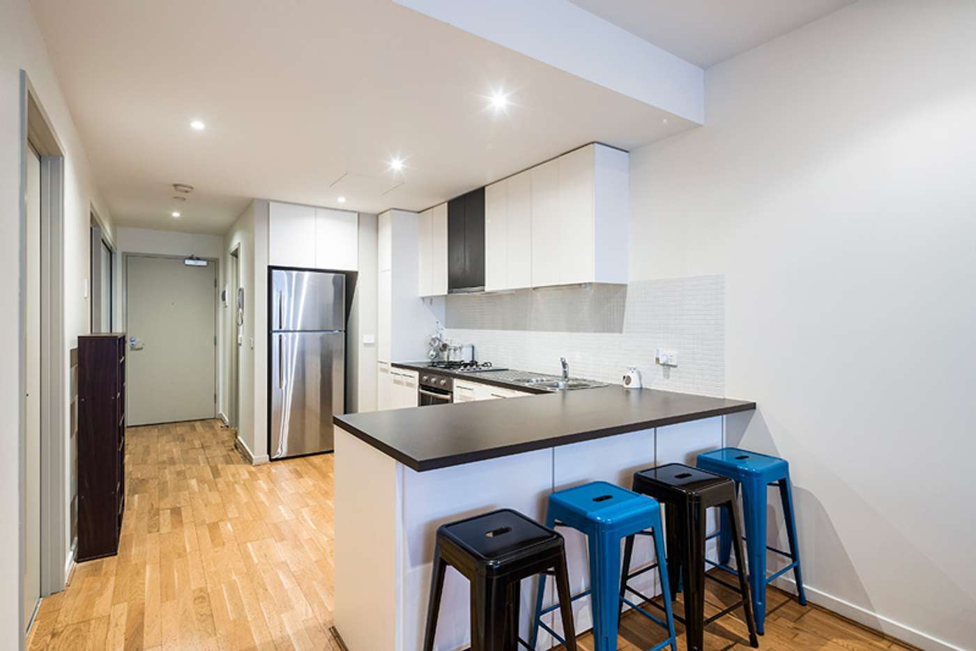 Sixth view of Homely apartment listing, 209/54 Nott Street, Port Melbourne VIC 3207