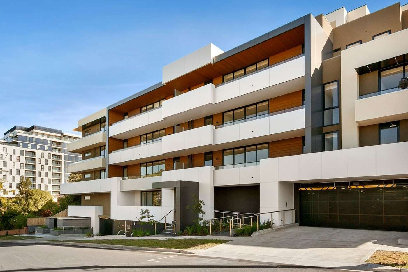Main view of Homely apartment listing, 307/8 Hepburn  Road, Doncaster VIC 3108