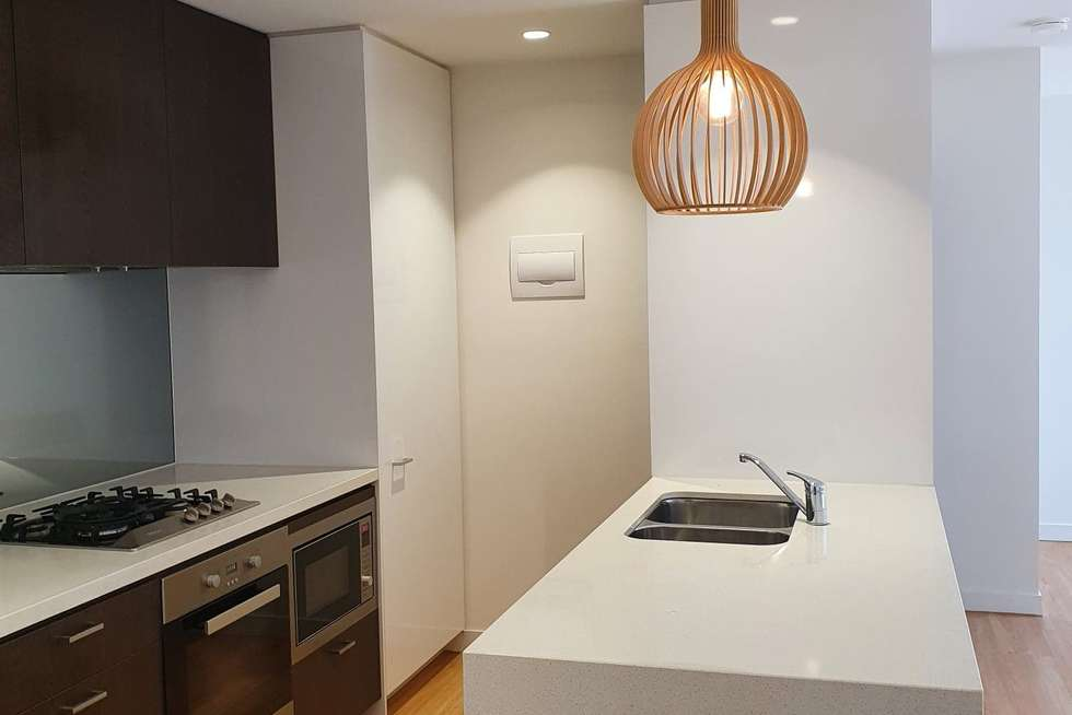 Second view of Homely apartment listing, 307/8 Hepburn  Road, Doncaster VIC 3108
