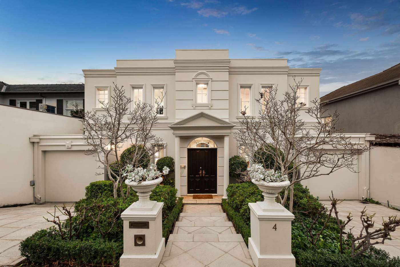 Main view of Homely house listing, 4 Balfour Street, Toorak VIC 3142