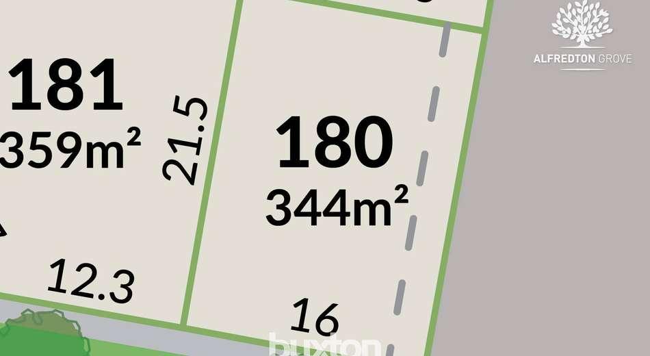 Alfredton Grove/Lot 180 Vetrano Avenue, Alfredton VIC 3350