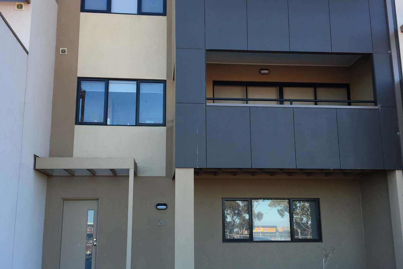 Main view of Homely townhouse listing, 26/27 Turva Avenue, Tarneit VIC 3029