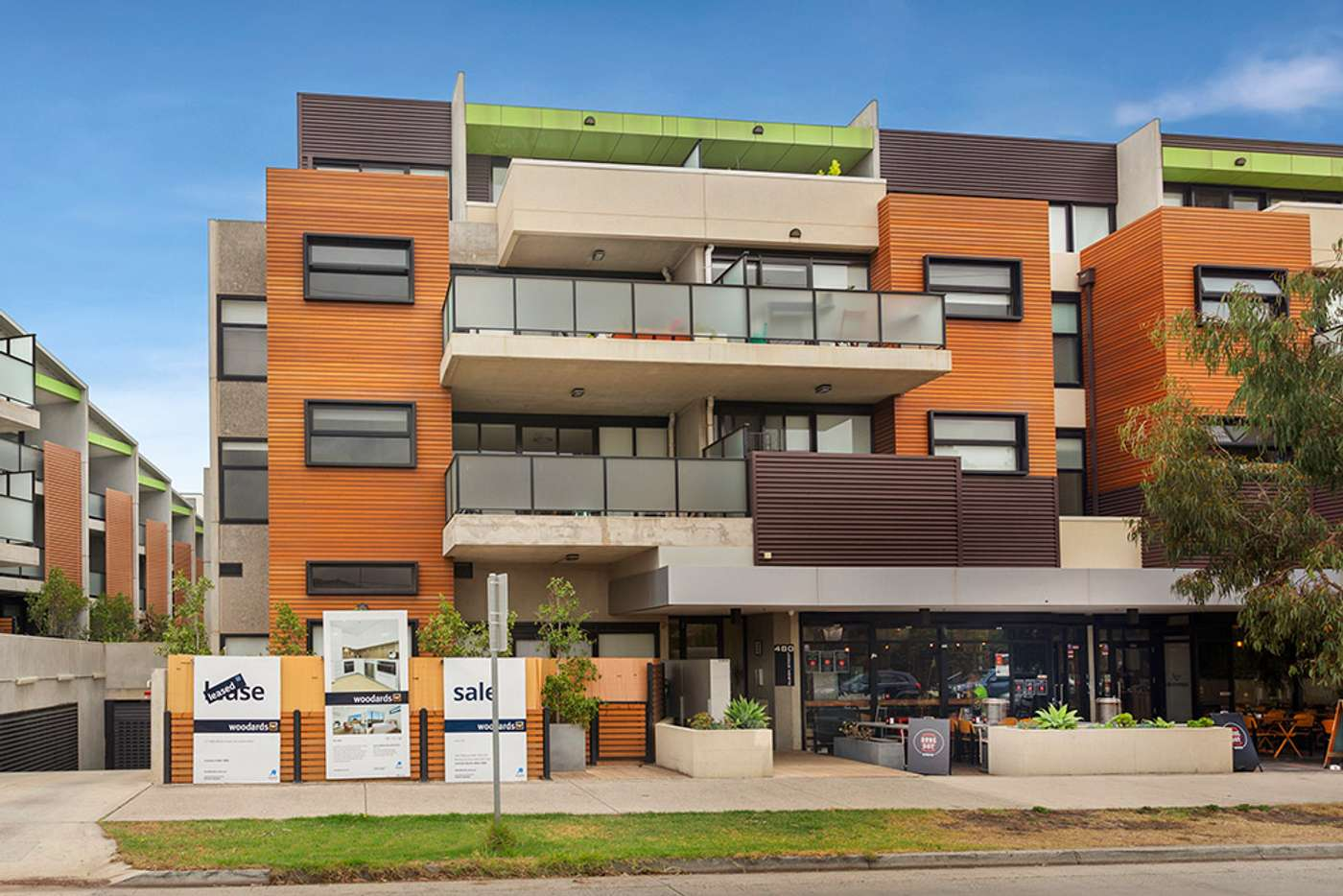 Main view of Homely apartment listing, 212/480 Albion Street, Brunswick West VIC 3055