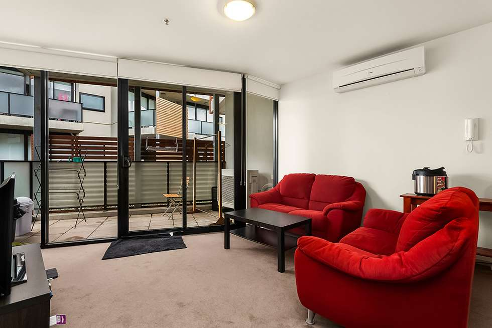 Second view of Homely apartment listing, 212/480 Albion Street, Brunswick West VIC 3055