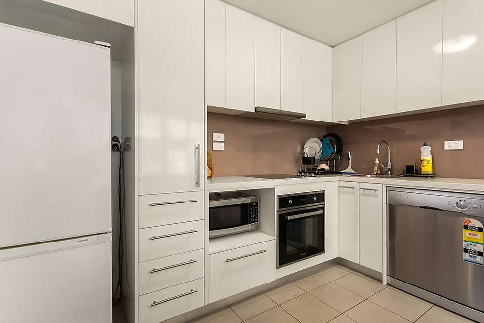 Third view of Homely apartment listing, 212/480 Albion Street, Brunswick West VIC 3055