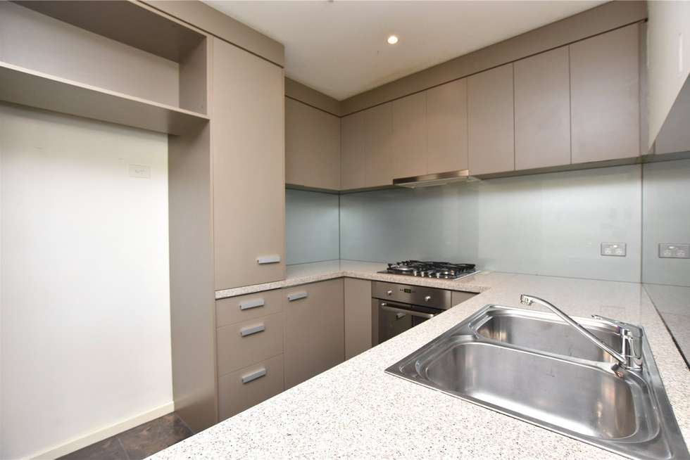 Second view of Homely apartment listing, 404/58 Jeffcott Street, West Melbourne VIC 3003
