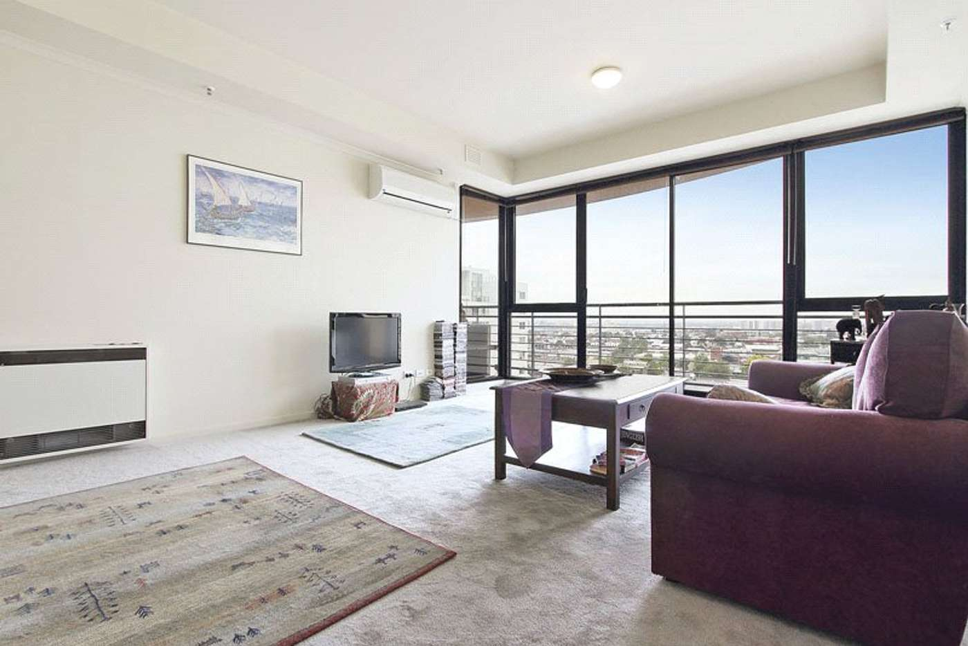 Main view of Homely apartment listing, 109/33 Jeffcott Street, West Melbourne VIC 3003