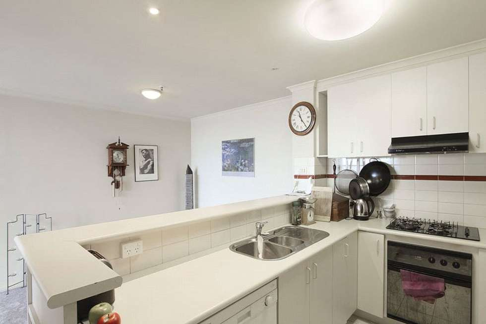 Second view of Homely apartment listing, 109/33 Jeffcott Street, West Melbourne VIC 3003