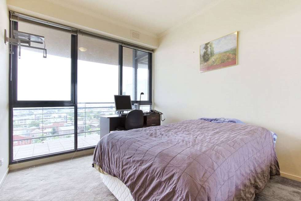Third view of Homely apartment listing, 109/33 Jeffcott Street, West Melbourne VIC 3003