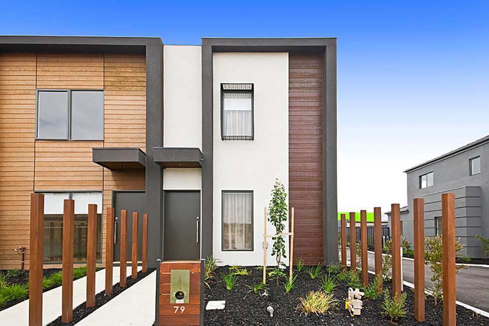 Second view of Homely townhouse listing, 131 Campaspe Way, Point Cook VIC 3030