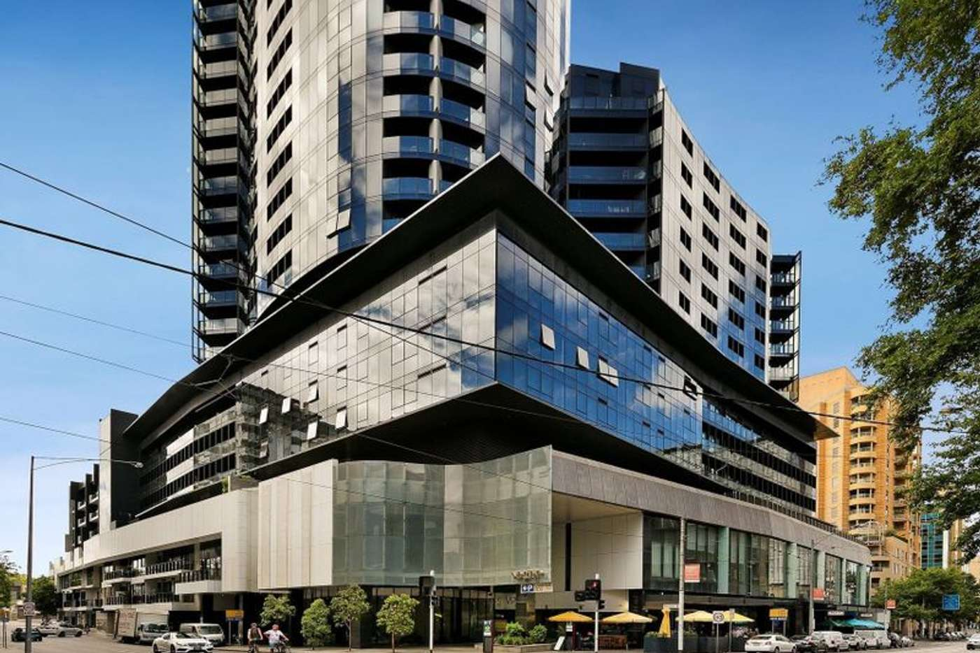 Main view of Homely unit listing, 1108/35 MALCOLM  Street, South Yarra VIC 3141