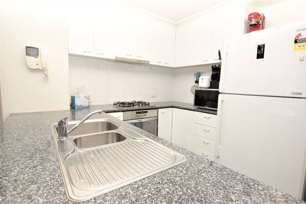 Third view of Homely apartment listing, 1311/668 Bourke Street, Melbourne VIC 3000