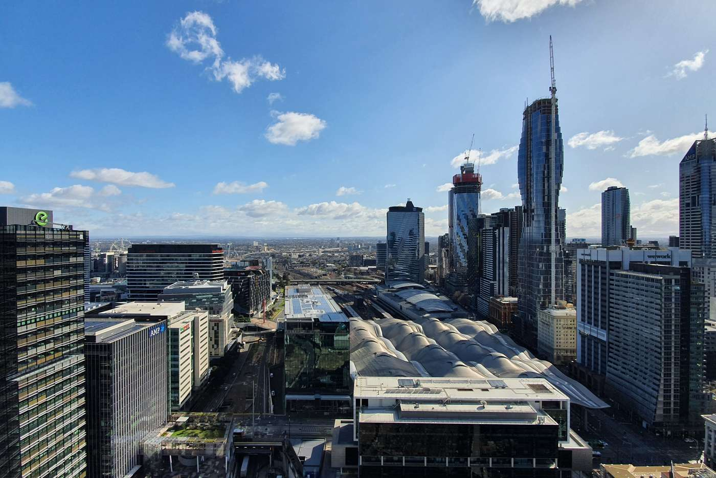 Main view of Homely apartment listing, 3416/628 FLINDERS Street, Docklands VIC 3008