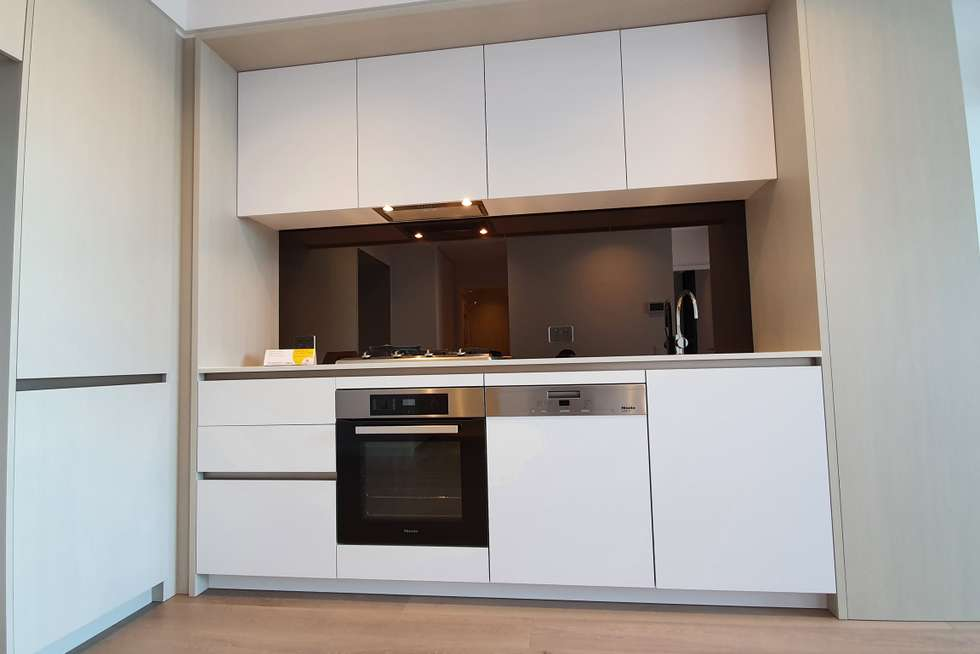Fourth view of Homely apartment listing, 3416/628 FLINDERS Street, Docklands VIC 3008