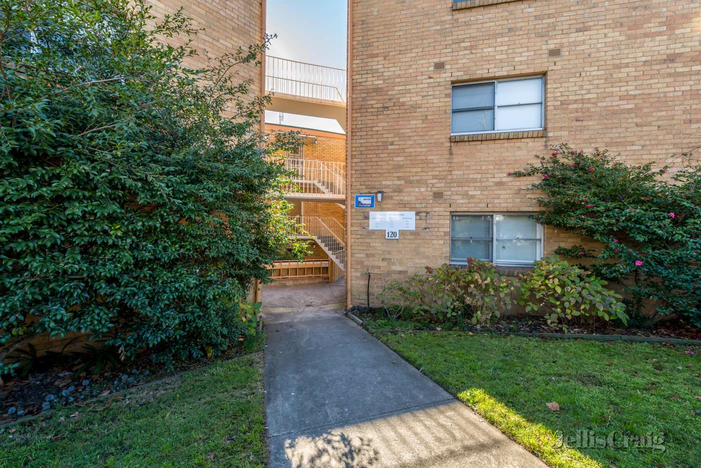 Main view of Homely apartment listing, C3/120 Arden Street, North Melbourne VIC 3051
