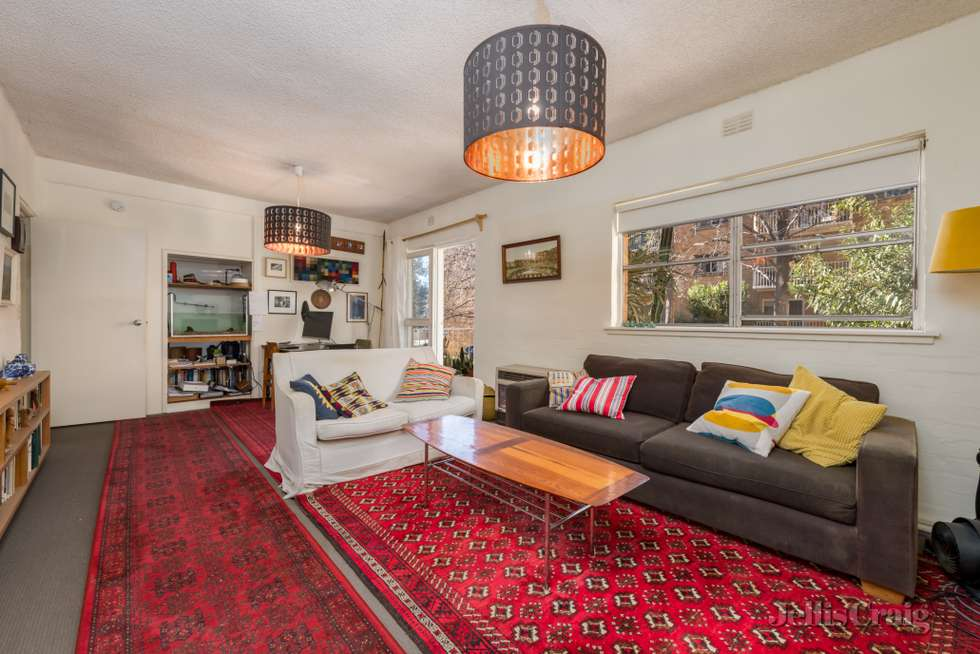 Fifth view of Homely apartment listing, C3/120 Arden Street, North Melbourne VIC 3051