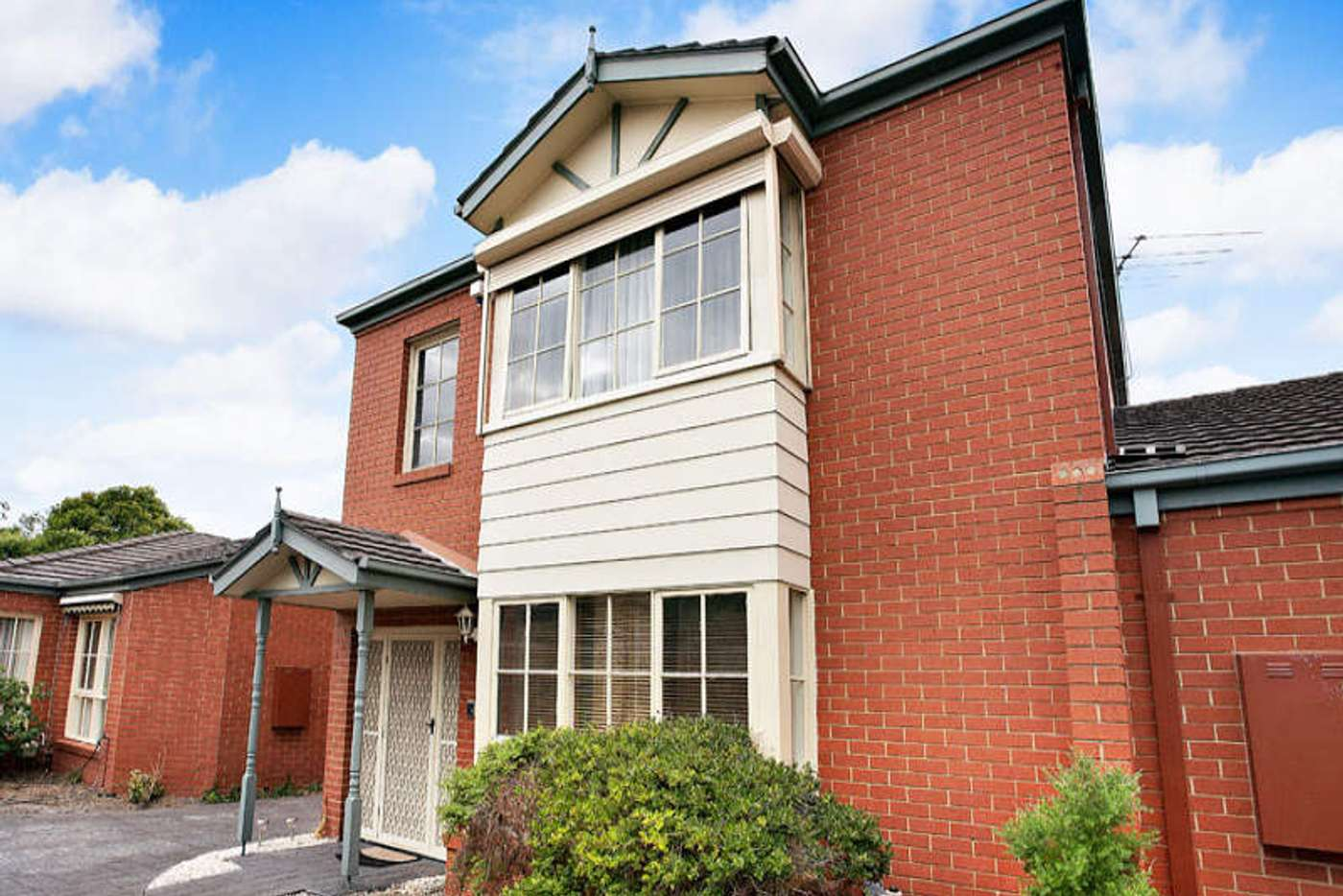 Main view of Homely townhouse listing, 2/14 Rothschild  Street, Glen Huntly VIC 3163