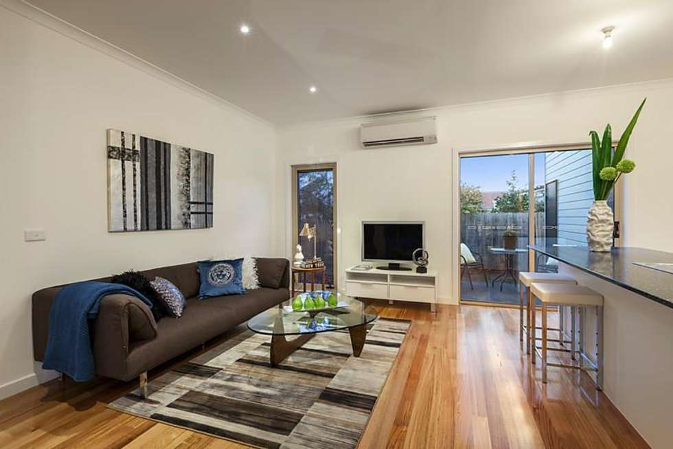 Second view of Homely townhouse listing, 2/46 Wheeler  Street, Ormond VIC 3204