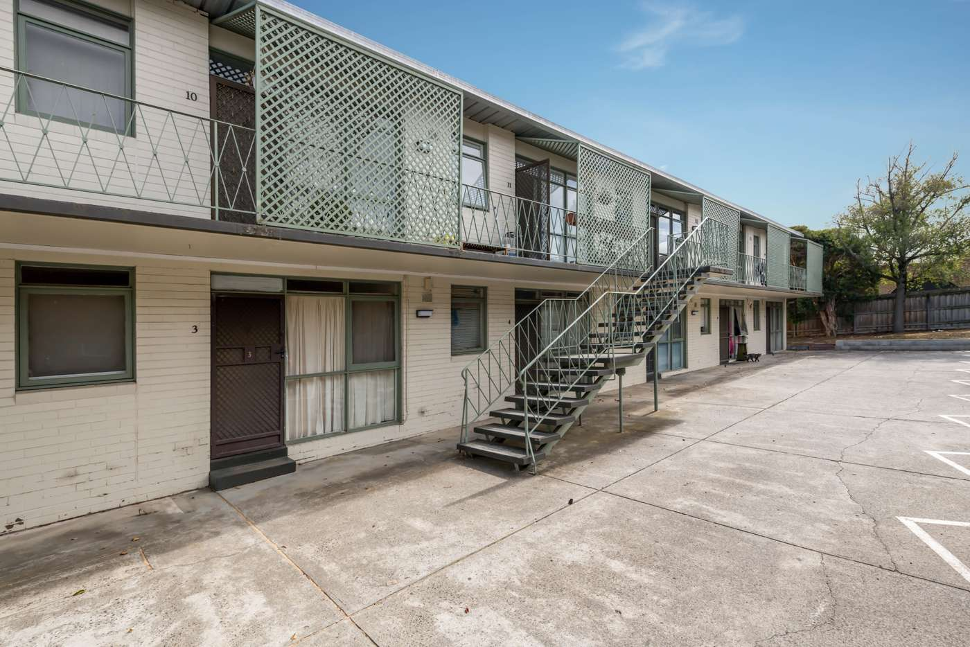 Main view of Homely apartment listing, 12/75 Pender Street, Thornbury VIC 3071