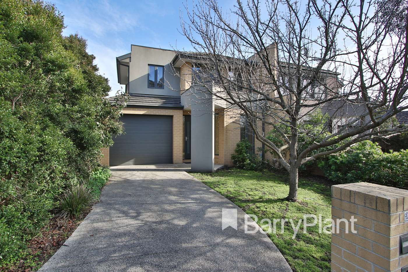 Main view of Homely townhouse listing, 23 Mitta Street, Box Hill North VIC 3129