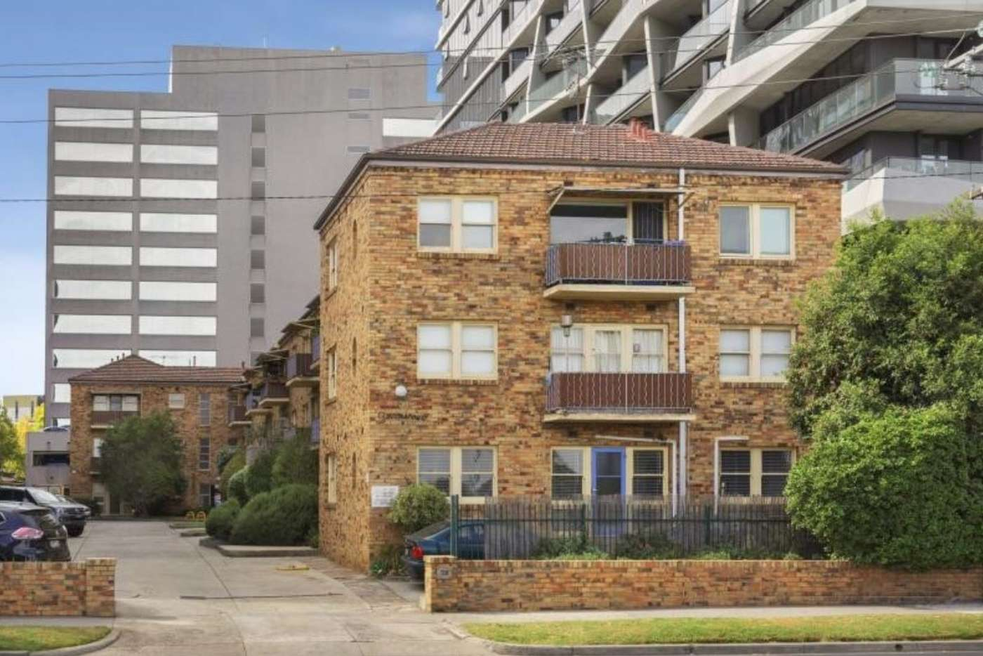 Main view of Homely studio listing, 11/75 Queens Road, Melbourne VIC 3004