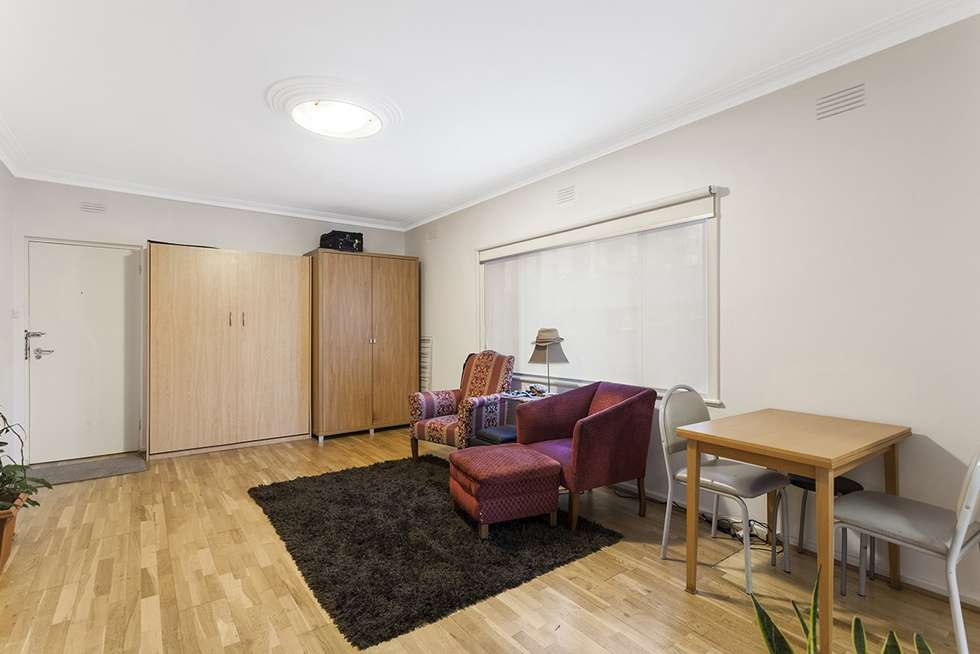 Third view of Homely studio listing, 11/75 Queens Road, Melbourne VIC 3004