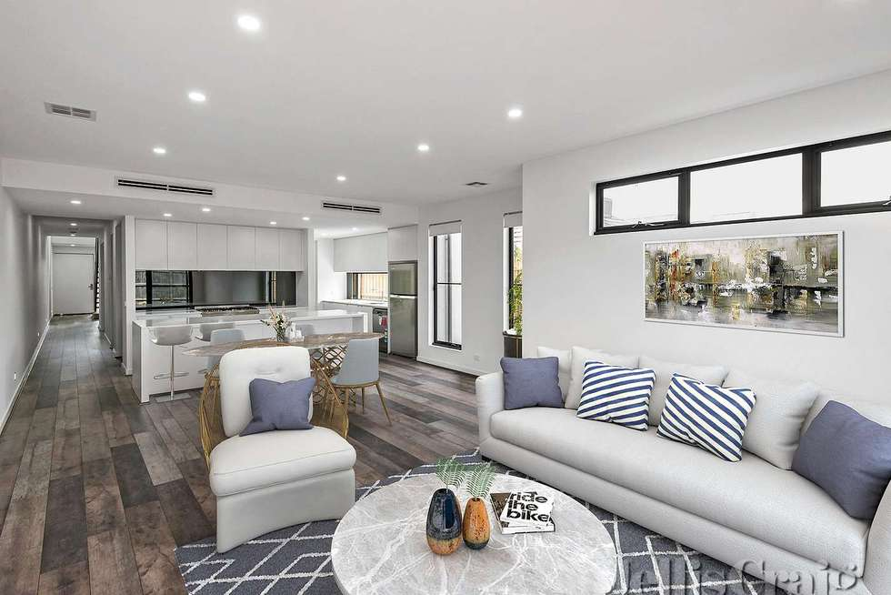 Second view of Homely townhouse listing, 32A Lawson Street, Bentleigh VIC 3204