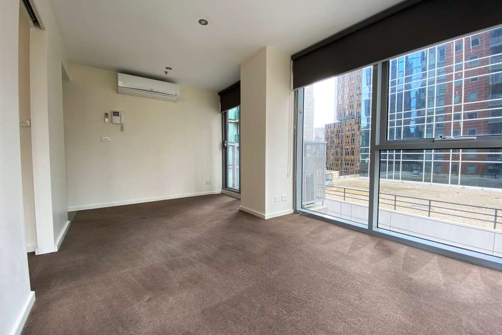 Second view of Homely apartment listing, 806/8 Exploration  Lane, Melbourne VIC 3000