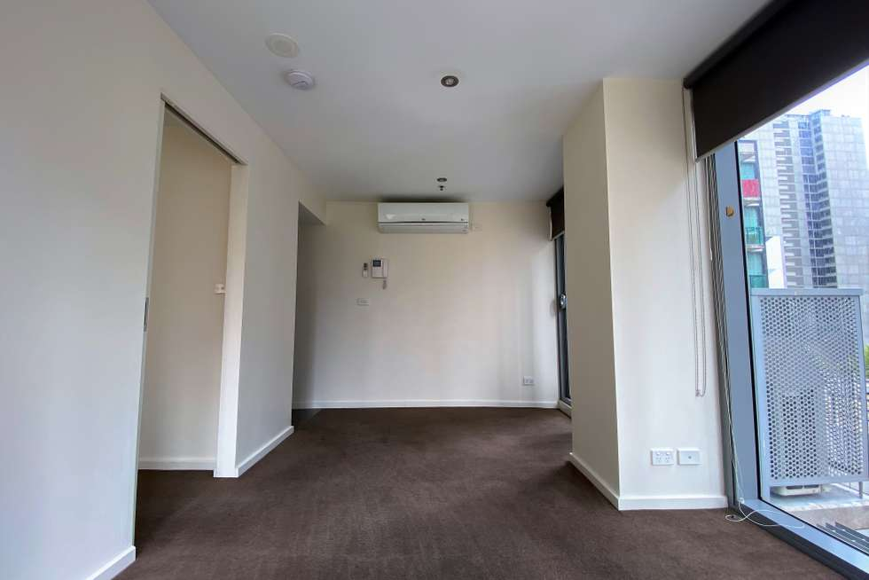 Third view of Homely apartment listing, 806/8 Exploration  Lane, Melbourne VIC 3000