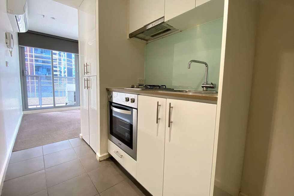 Fourth view of Homely apartment listing, 806/8 Exploration  Lane, Melbourne VIC 3000