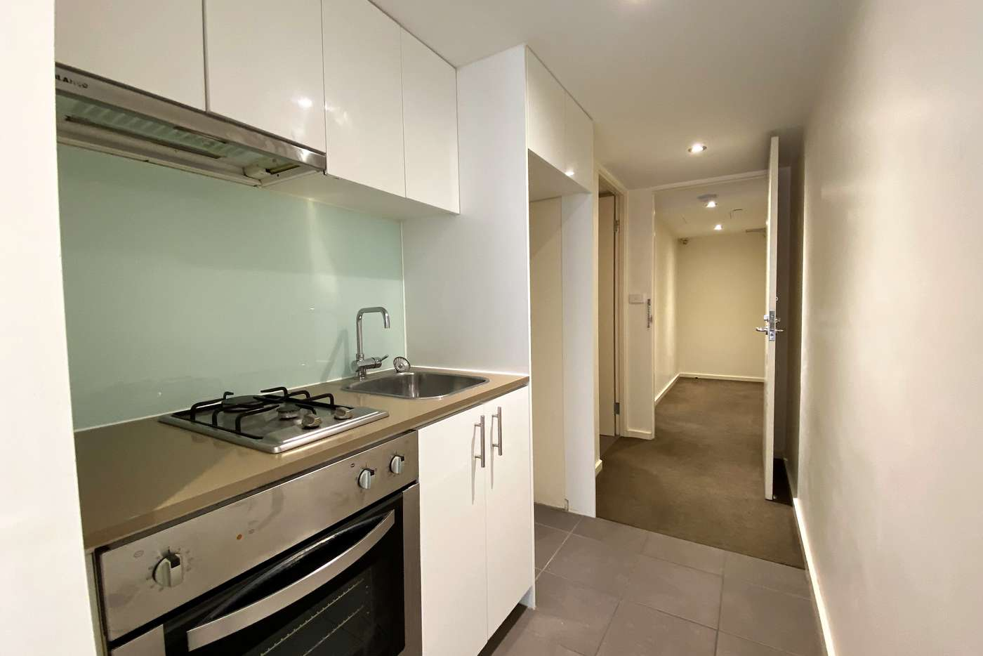 Fifth view of Homely apartment listing, 806/8 Exploration  Lane, Melbourne VIC 3000