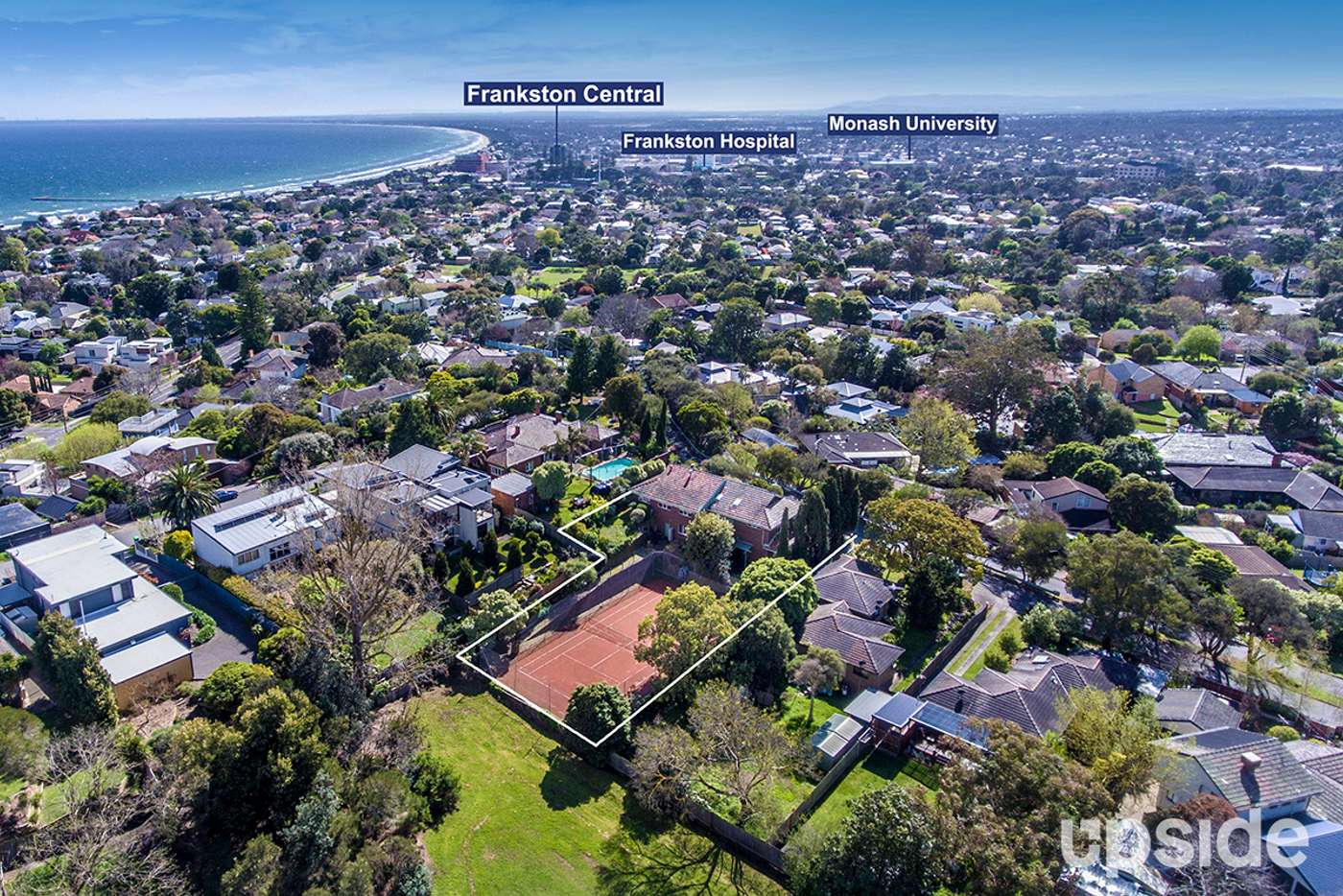 Main view of Homely house listing, 2 The Spur, Frankston South VIC 3199