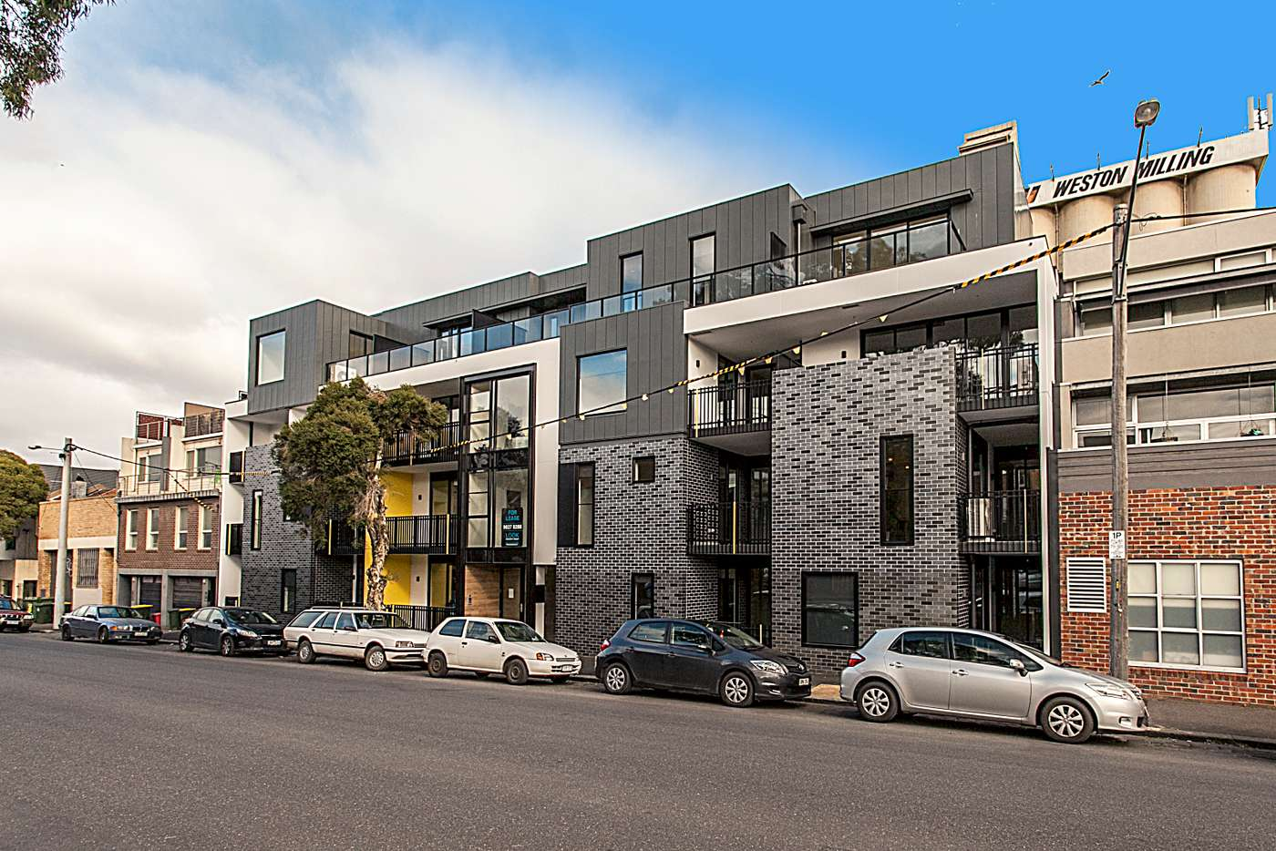 Main view of Homely apartment listing, 310/11 Stawell Street, North Melbourne VIC 3051