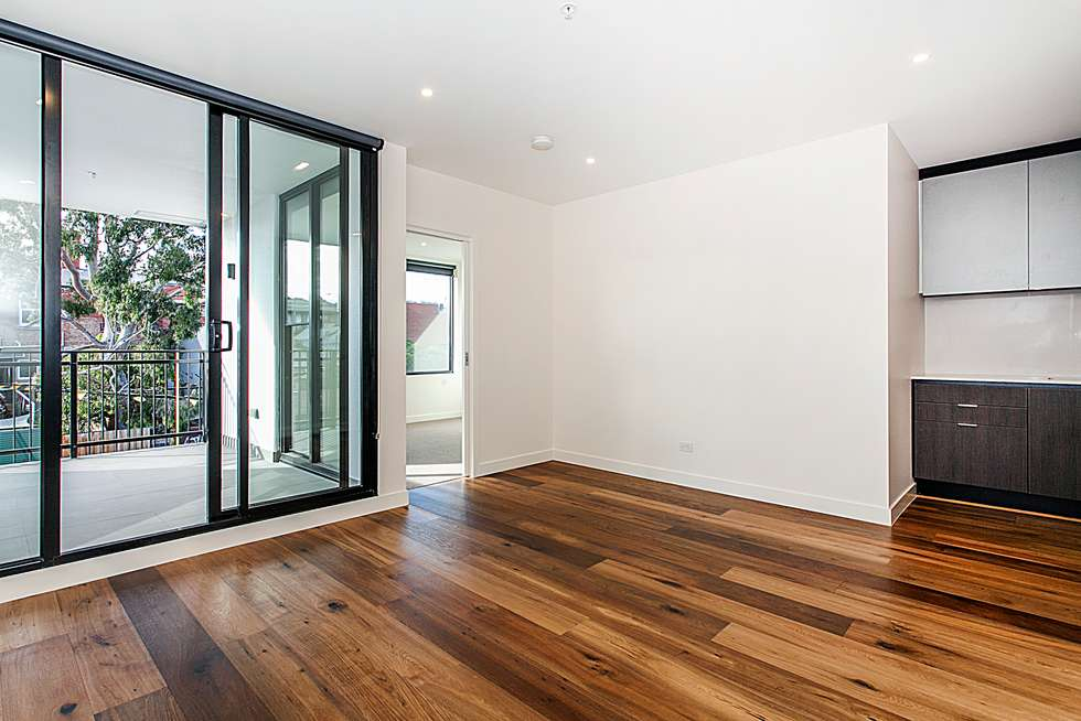 Second view of Homely apartment listing, 310/11 Stawell Street, North Melbourne VIC 3051