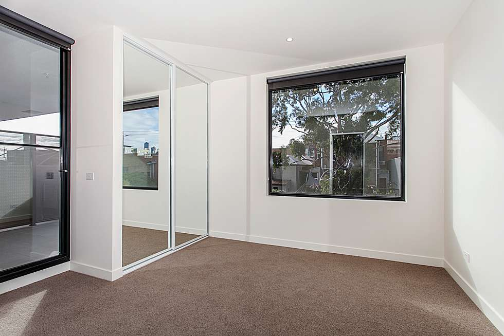 Fourth view of Homely apartment listing, 310/11 Stawell Street, North Melbourne VIC 3051