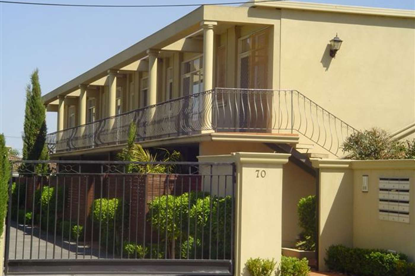 Main view of Homely apartment listing, 6/70 Collins Street, Thornbury VIC 3071