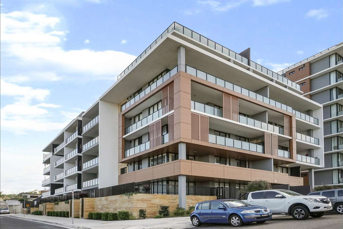 Main view of Homely apartment listing, 403/9 Kyle  Street, Arncliffe NSW 2205