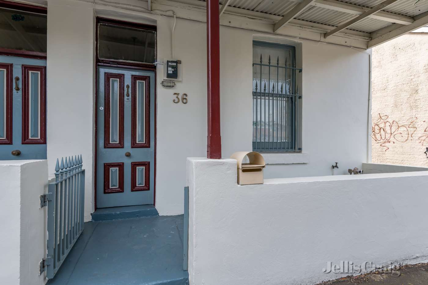 Main view of Homely house listing, 36 Gold  Street, Brunswick VIC 3056