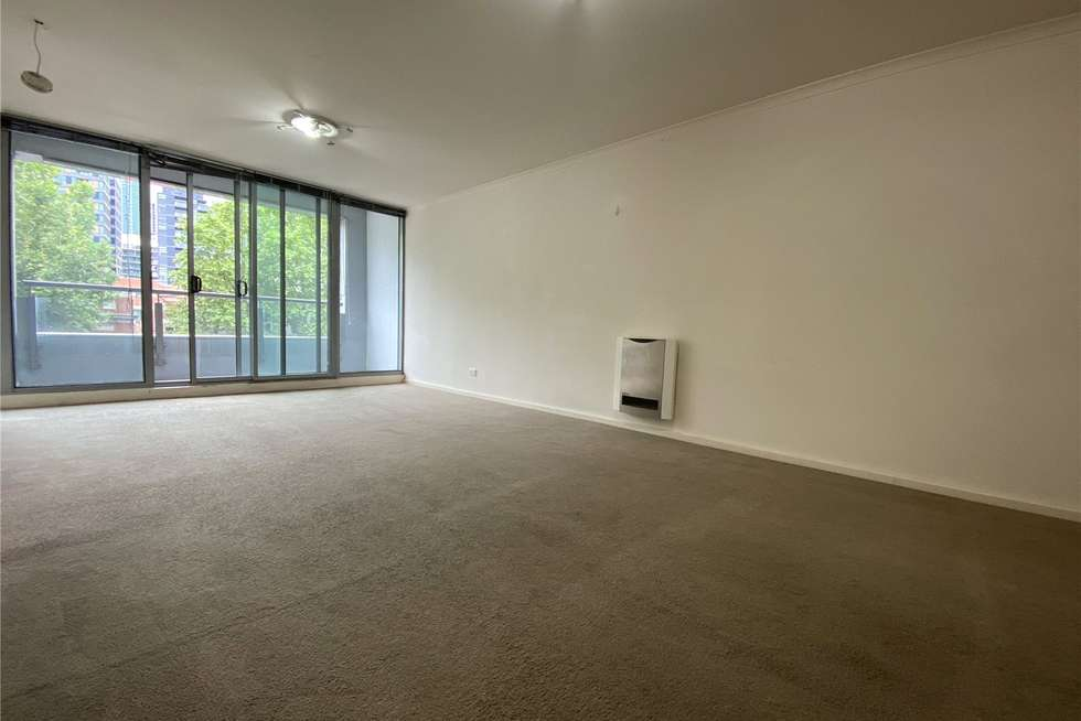 Second view of Homely apartment listing, 204/118 Dudley Street, West Melbourne VIC 3003