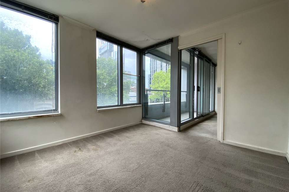 Fourth view of Homely apartment listing, 204/118 Dudley Street, West Melbourne VIC 3003