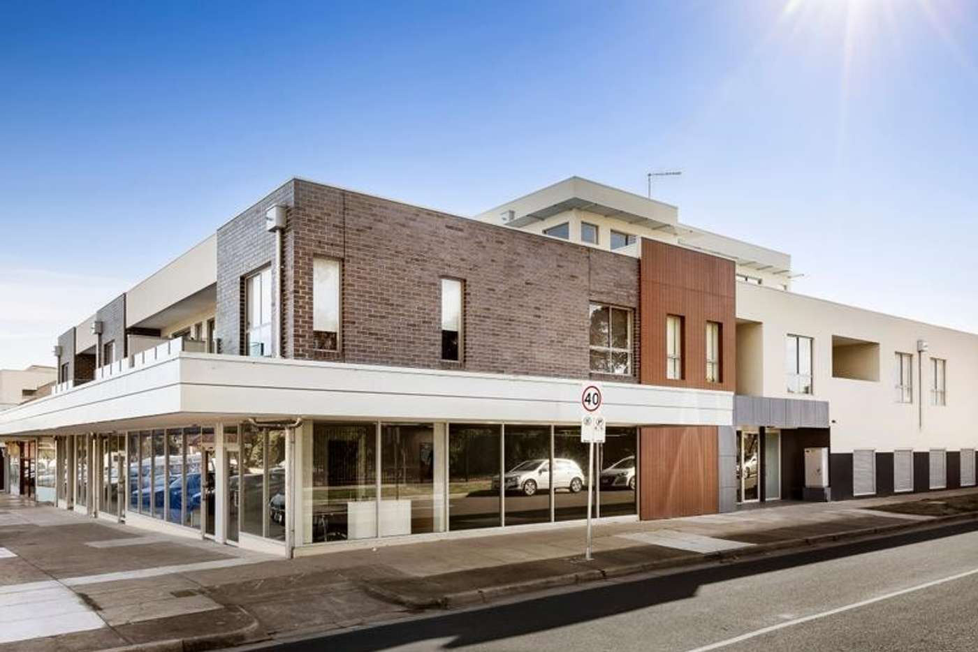 Main view of Homely apartment listing, 107/1A Vivien  Street, Bentleigh East VIC 3165